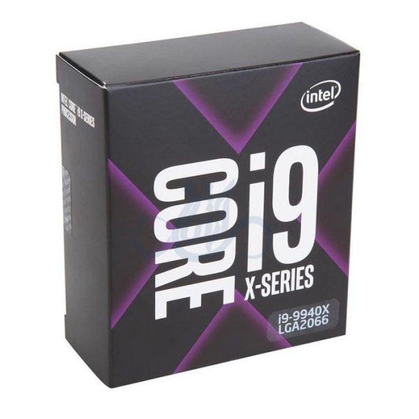 سی پی یو اینتل سری Core-X اسکای لیک مدل Core i۹-۹۹۴۰X