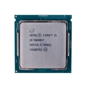 سی پی یو تری اینتل core i5 9600KF 3.7GH.z