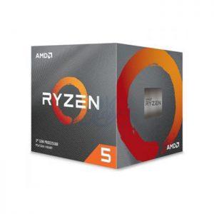 سی پی یو ای ام دی AMD RYZEN 5-3600 3.6GHz