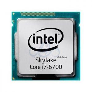 پردازنده مرکزی تری اینتل سری Skylake مدل Core i7-6700
