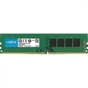 رم کامپیوتر کروشیال با حافظه 8 گیگابایت و فرکانس 2400 مگاهرتز