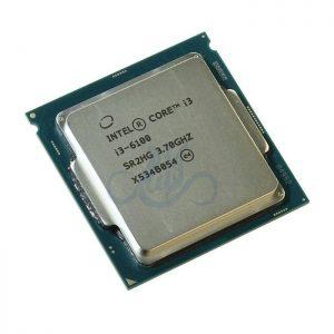 سی پی یو اینتل Skylake Core i3-6100