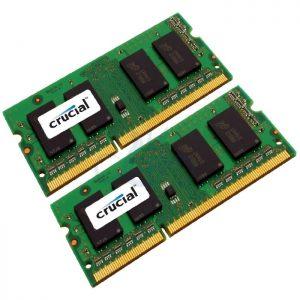 رم کامپیوتر کروشیال 4GB DDR3 1600MHz