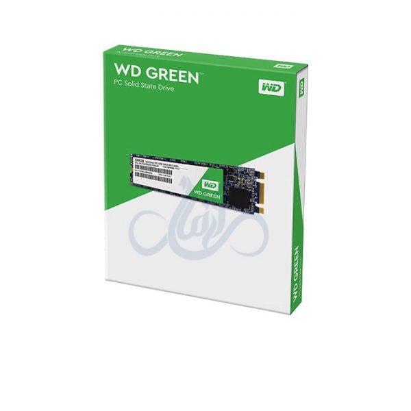 حافظه اس اس دی وسترن دیجیتال Green 240GB M.2