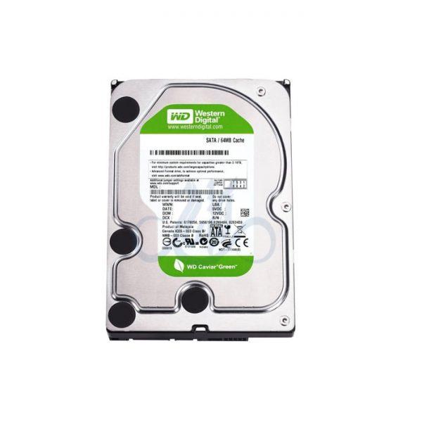 هارد وسترن دیجیتال Green 3TB WD30EZRX