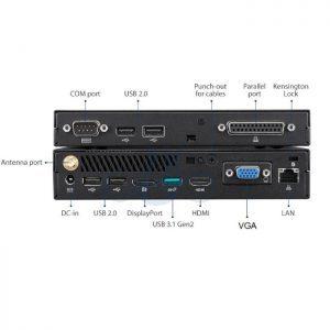 مینی پی سی ایسوس PB60 Core i3-8100T