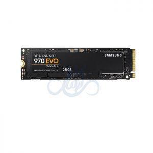 حافظه اس اس دی سامسونگ 970EVO NVMe M.2 250GB