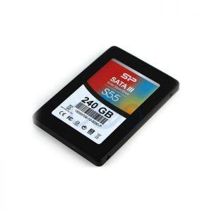 حافظه اس اس دی سیلیکون پاور Slim S55 240GB