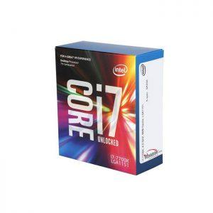 سی پی یو اینتل Core i7-7700K