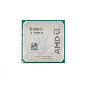 سی پی یو ای ام دی Ryzen 3 2200G