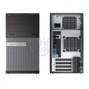 کامپیوتر رومیزی دل Optiplex 9020 MT i5 4GB 500GB