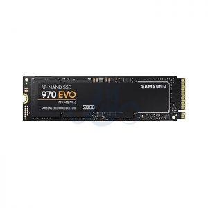 حافظه اس اس دی سامسونگ 970EVO NVMe M.2 500GB