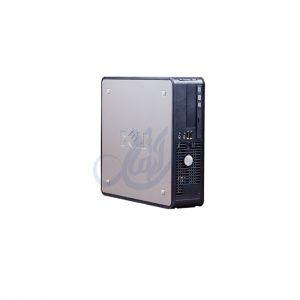 کامپیوتر رومیزی دل OptiPlex 780 Core 2 Duo 2GB 160