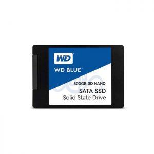 حافظه اس اس دی وسترن دیجیتال BLUE WDS500G2B0A 500GB
