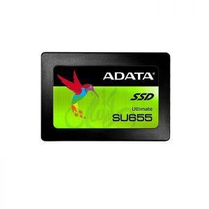 حافظه اس اس دی ای دیتا Ultimate SU655 120GB