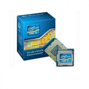 سی پی یو اینتل CPU Intel 3570 box