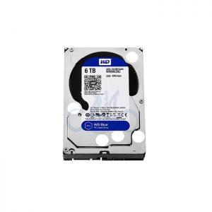 هارد وسترن دیجیتال Blue 6TB WD60EZRZ