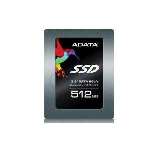 حافظه اس اس دی ای دیتا Premier Pro SP920 512GB
