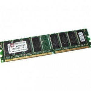 رم کامپیوتر کینگستون 1GB DDR1 400MHz KVR400