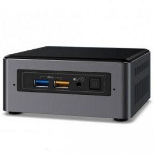 مینی پی سی اینتل NUC7i3BNH Core i3 8GB 1TB Intel