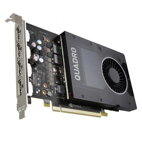 کارت گرافیک پی ان وای Quadro P2000 5GB GDDR5