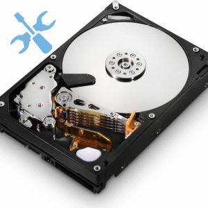 تعویض و ارتقای هارد دیسک