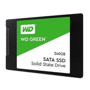 حافظه اس اس دی وسترن دیجیتال 240GB GREEN WDS240G