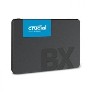 حافظه اس اس دی کروشیال BX500 480GB