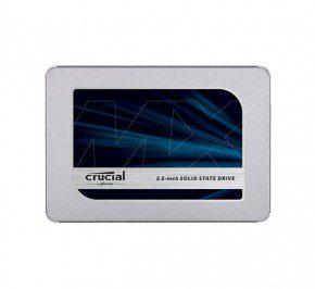 حافظه اس اس دی کروشیال MX500 2TB