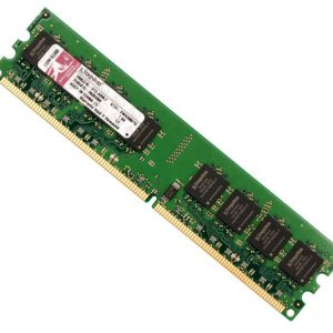 رم کامپیوتر کینگستون 1GB DDR2 800