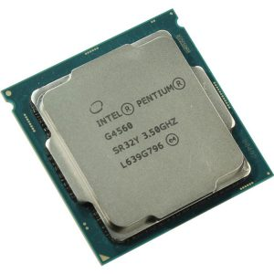 سی پی یو اینتل پنتیوم G4560
