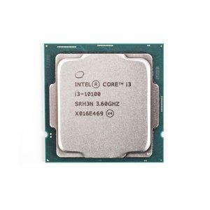 سی پی یو اینتل Core i3-10100