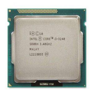 سی پی یو اینتل Core i3-3240