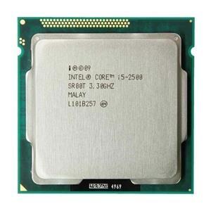 سی پی یو اینتل Core i5-2500