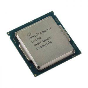 سی پی یو اینتل Core i7-6700K