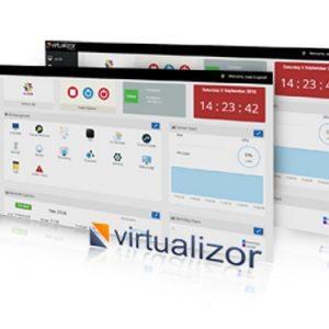 پیاده سازی Virtualizor