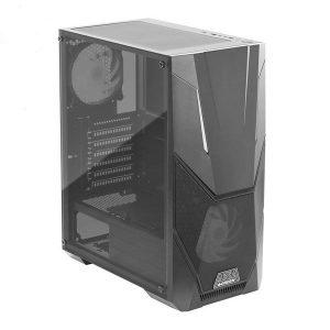 کیس کامپیوتر گیمینگ گرین ARIA