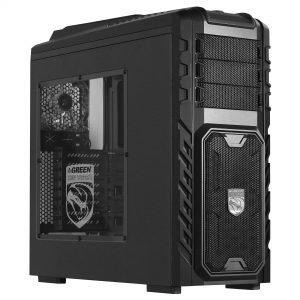 کیس کامپیوتر گیمینگ گرین X3 Plus Viper