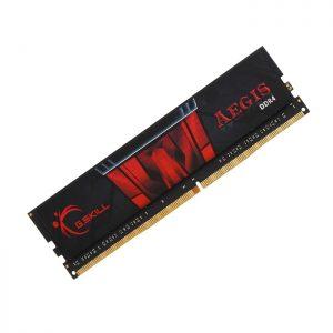 رم جی اسکیل Aegis 4GB DDR4 2400MH.z Single C15