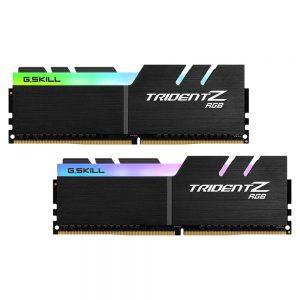 رم جی اسکیل TRIDENT Z RGB 32GB DDR4 3200 CL16 Dual