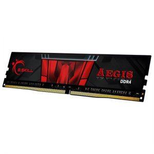 رم کامپیوتر جی اسکیل AEGIS 16GB DDR4 3200MHz Single