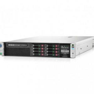 سرور رکمونت اچ پی ProLiant DL380p G8 8SFF 653200-B21