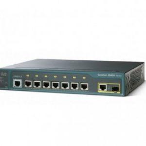 سوئیچ شبکه سیسکو WS-C2960CG-8TC-L