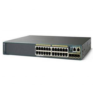 سوئیچ شبکه مدیریتی سیسکو 24 پورت WS-C2960S-24TS-L