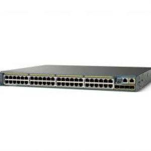 سوئیچ شبکه مدیریتی سیسکو 48 پورت WS-C2960S-48TS-S
