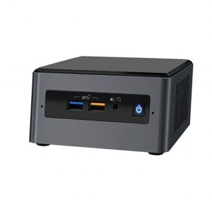 مینی پی سی اینتل NUC8I7BEH Core i7 4GB 240SSD