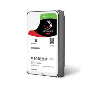 هارد ذخیره ساز سیگیت IronWolf 1TB ST1000VN002