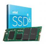 حافظه اس اس دی اینتل Intel SSD6 1tb
