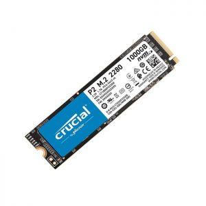 حافظه اس اس دی کروشیال M2-P2 1TB CT1000P2SSD8