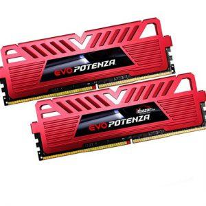 رم کامپیوتر گیل EVO Potenza 16GB DDR4 3000 Dual
